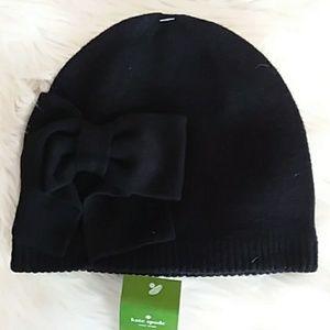 Black Kate Spade Hat
